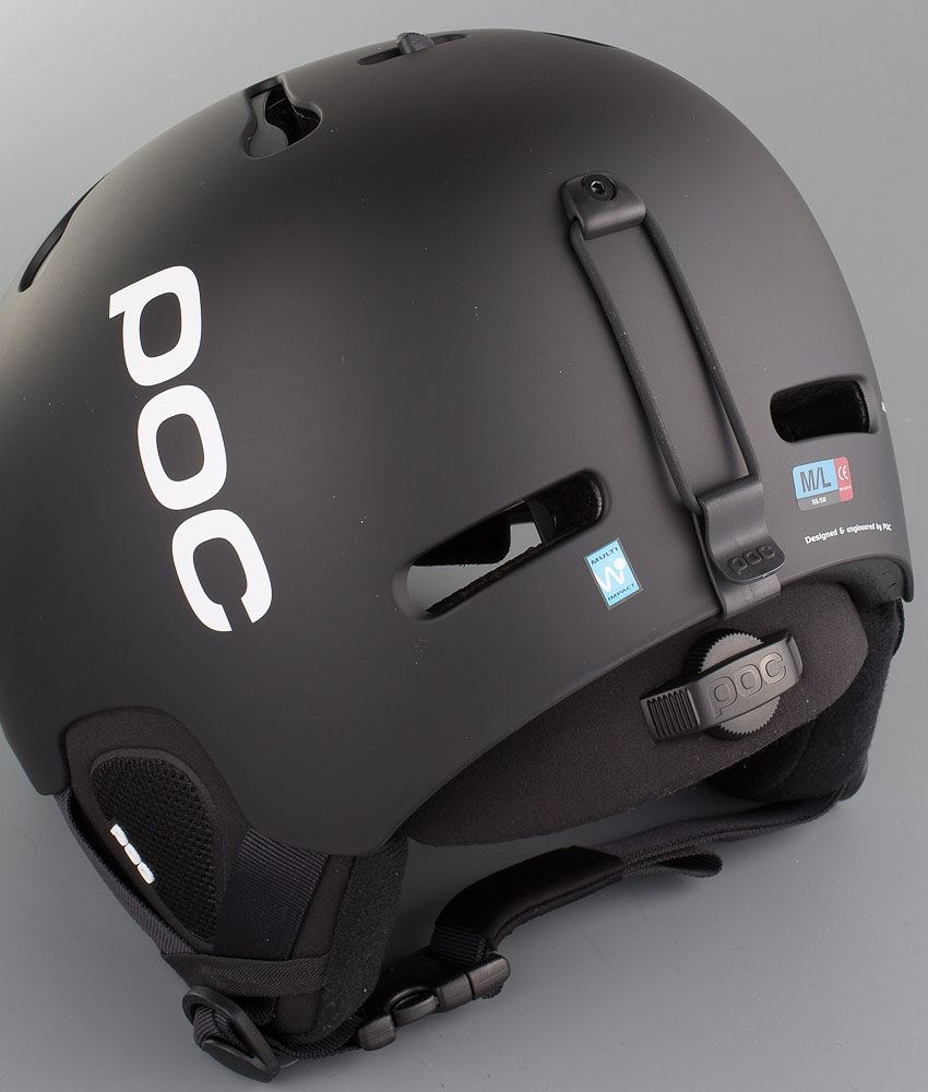 Poc Auric Cut Casque de Ski Matt Black