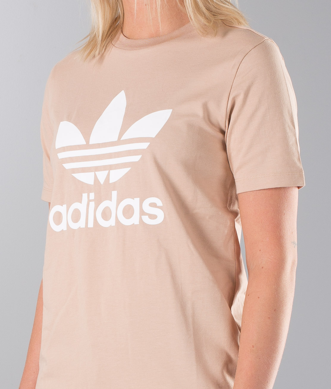 Shirt Ash Adidas Chez Originals T Trefoil Pearlwhite De wXtrFxrY