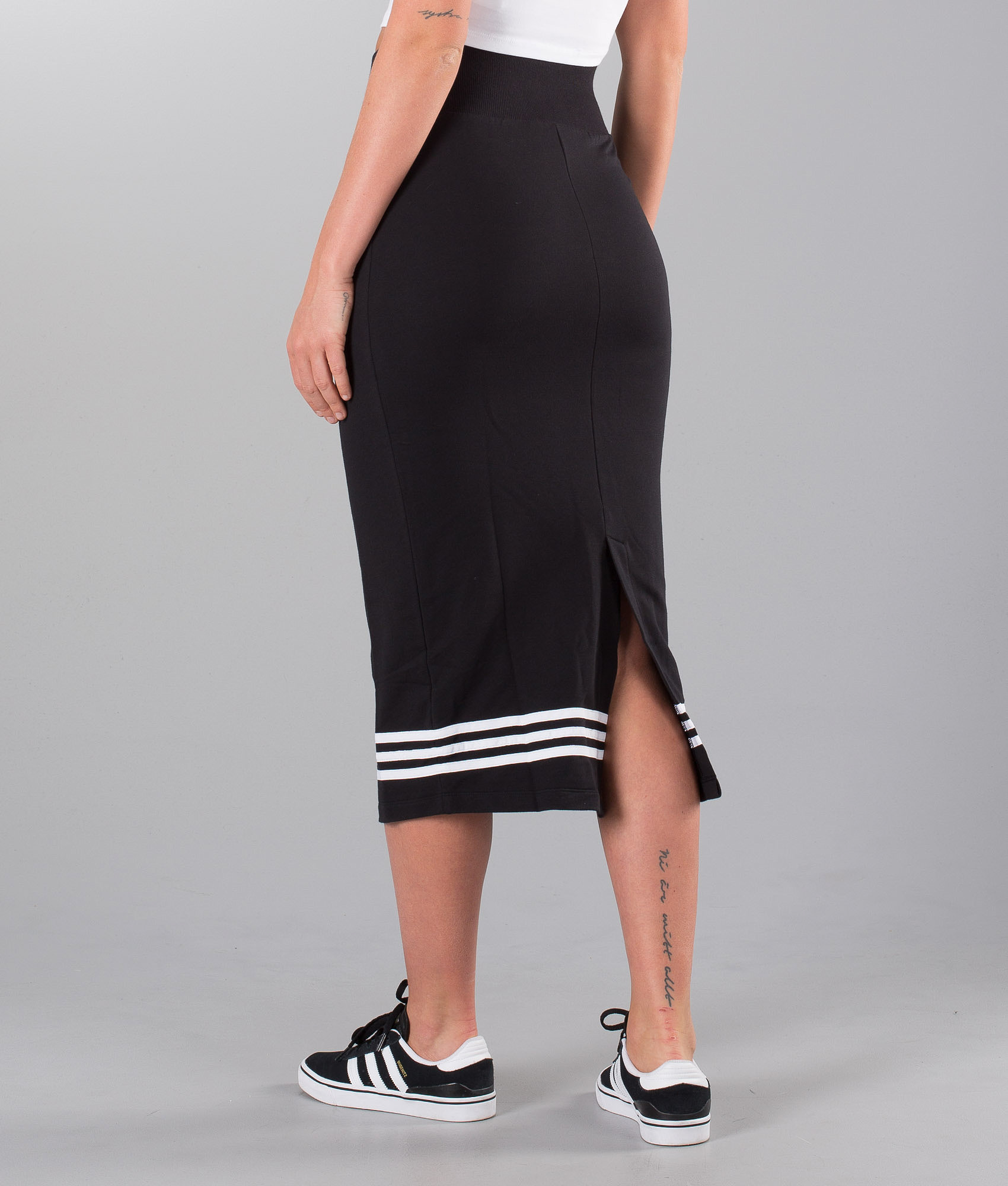 5a873c63 Adidas Originals Skirt Skjørt Black - Ridestore.no