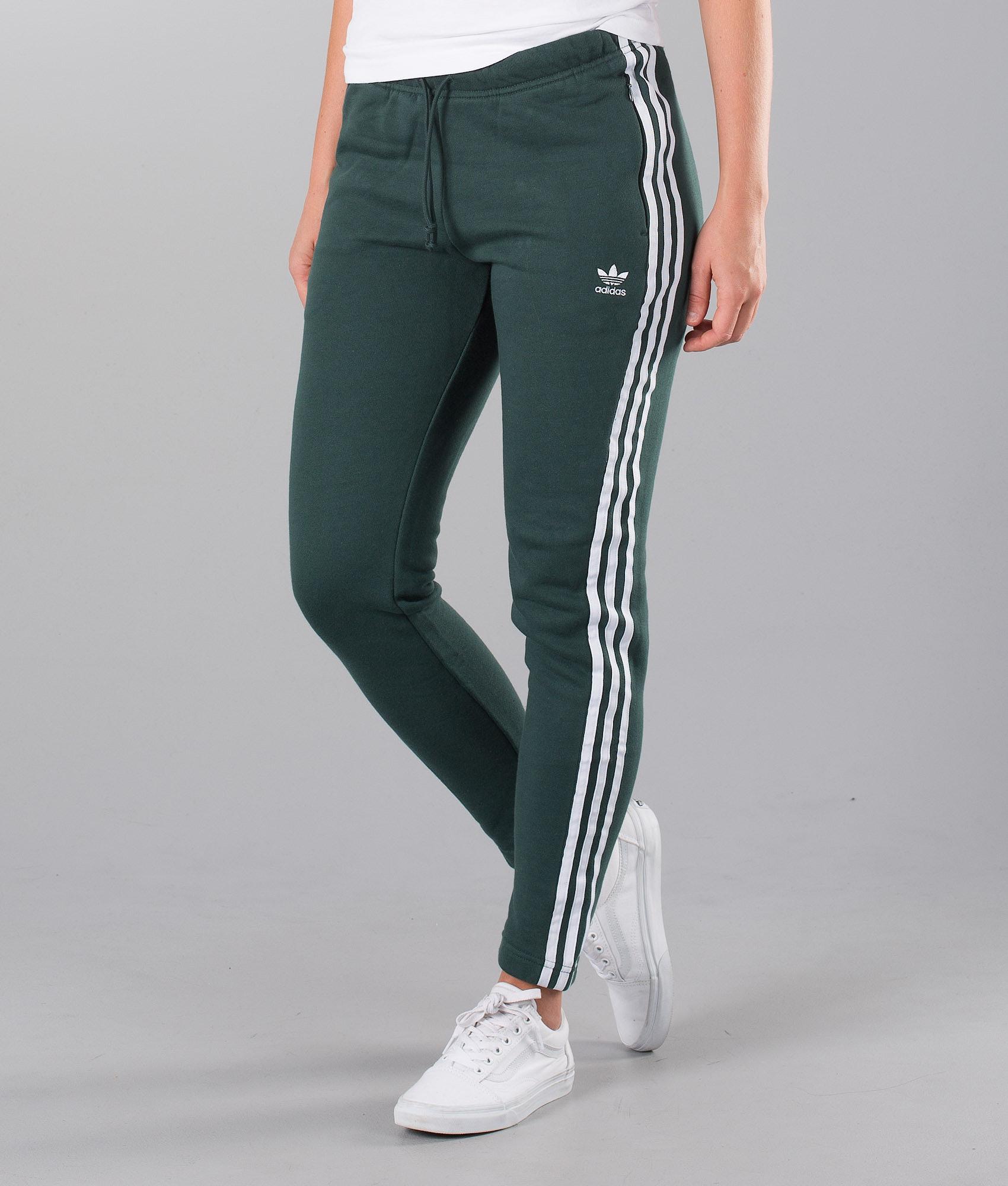 Adidas Originals Regular Tp Cuf Pants Mineral Green - Ridestore.com 6f4374848f5e