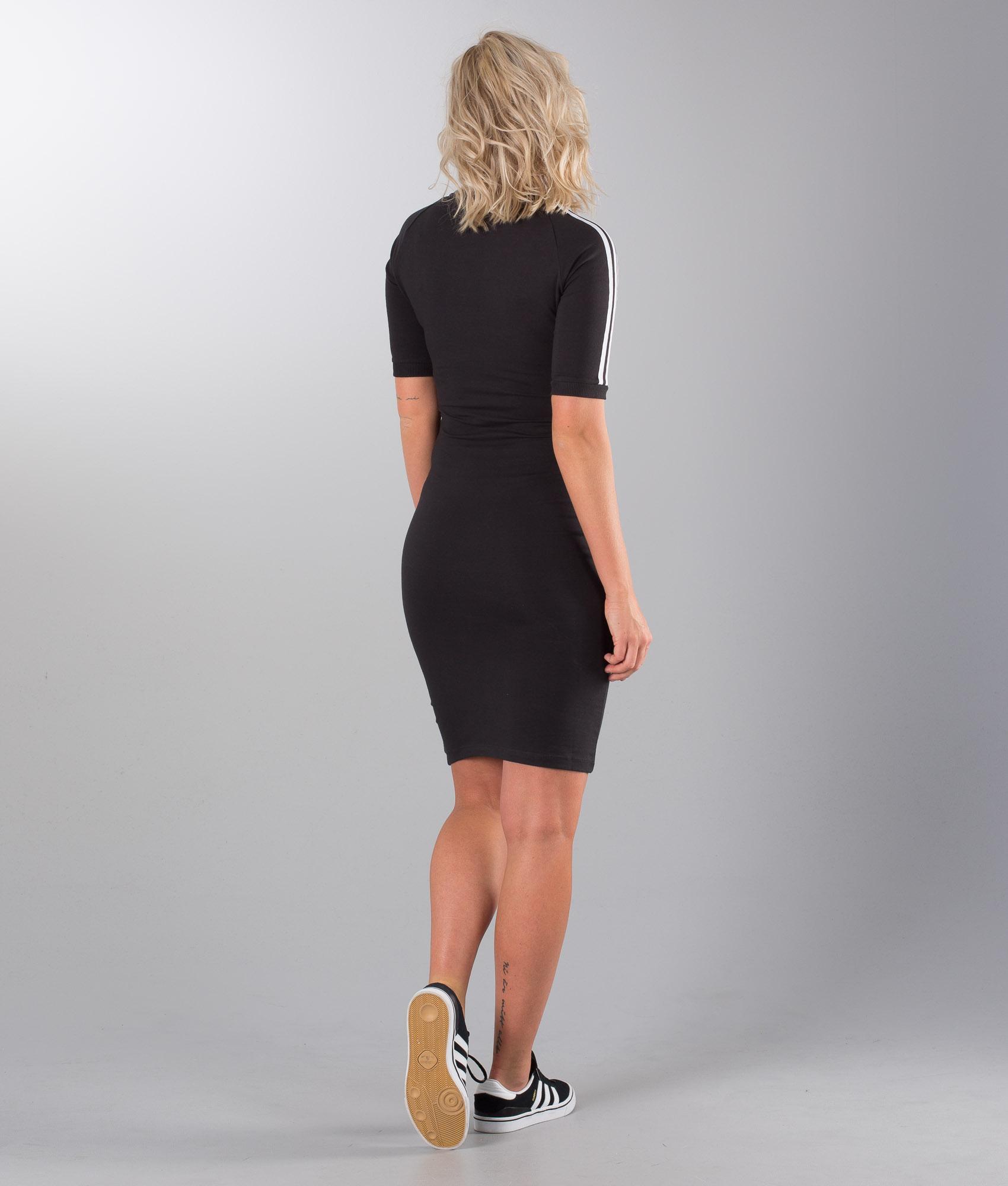 adidas Damen 3stripes Dress Kleid
