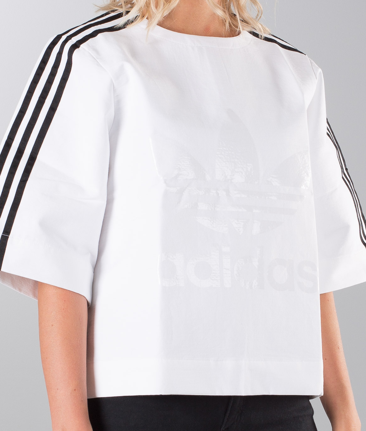 Shirt Originals T ch Adidas White Ridestore 8UzZfqF