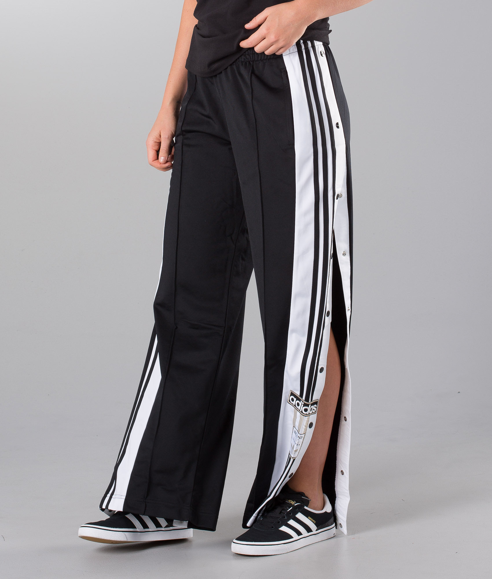 Adidas Originals Adibreak Pants Black Carbon - Ridestore.com 38b3fc17737