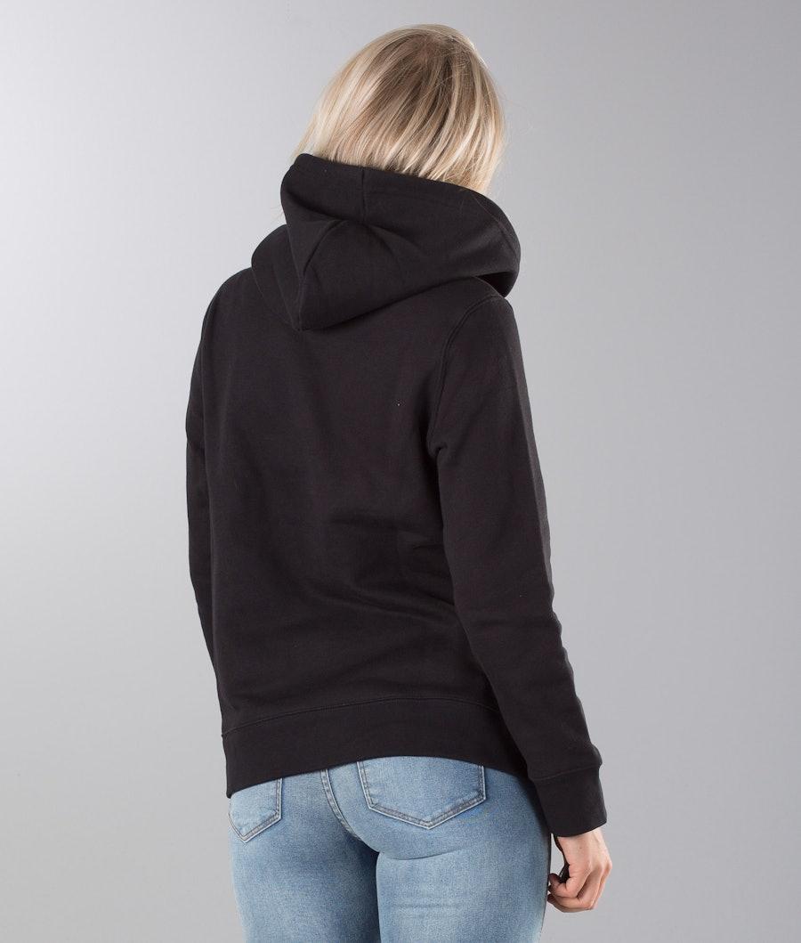 Adidas Originals Trefoil Hoodie Damen Black