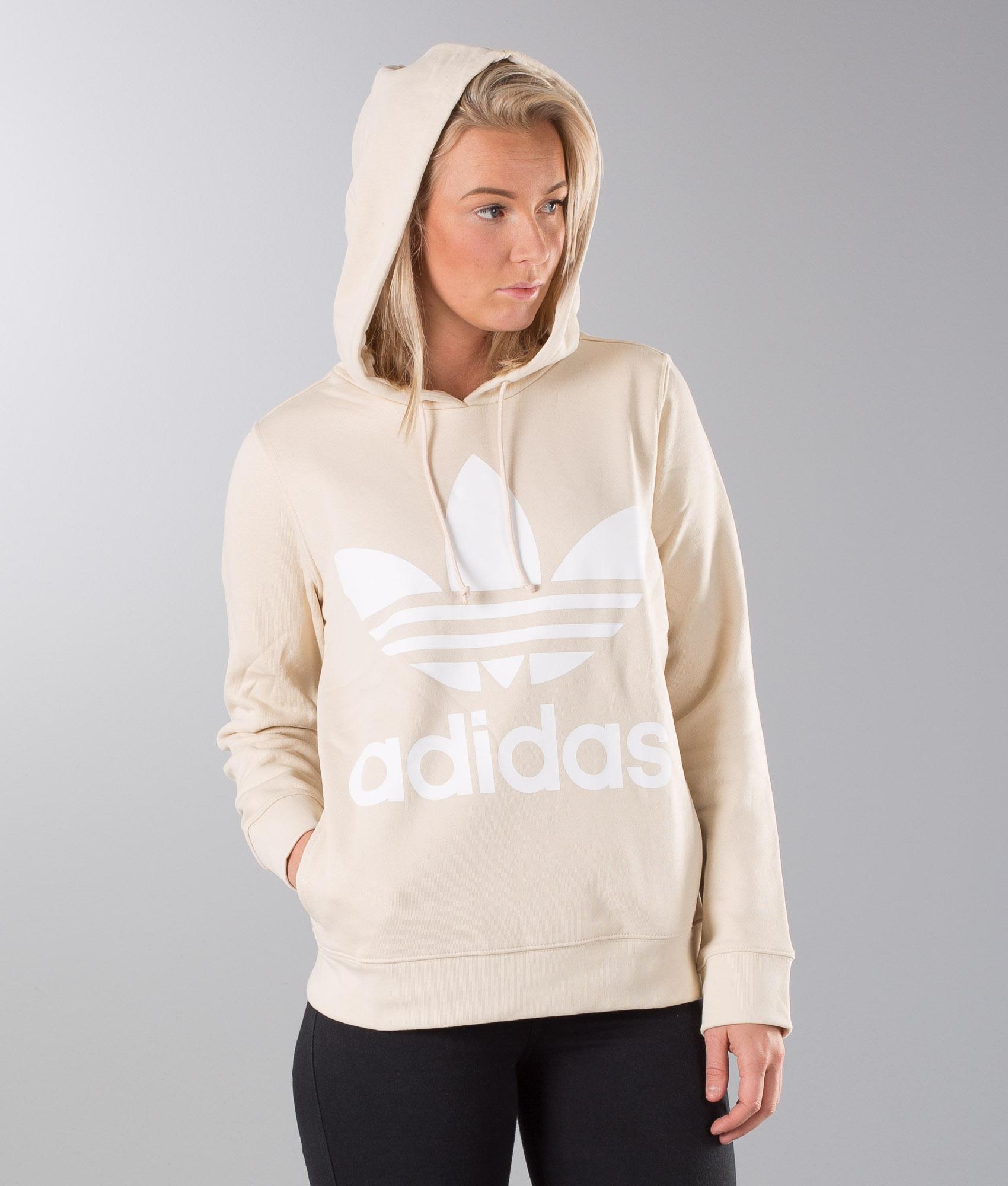 Adidas Originals Trefoil Hoodie Linen