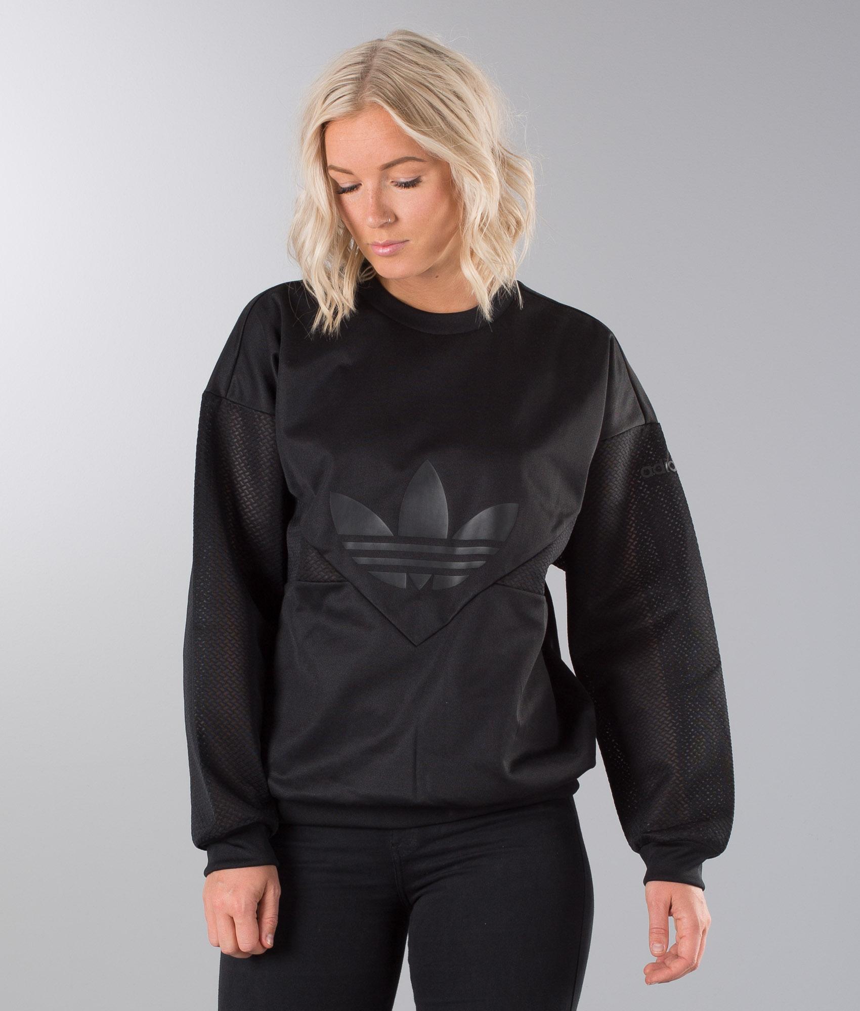 Adidas Originals Clrdo Pull Black