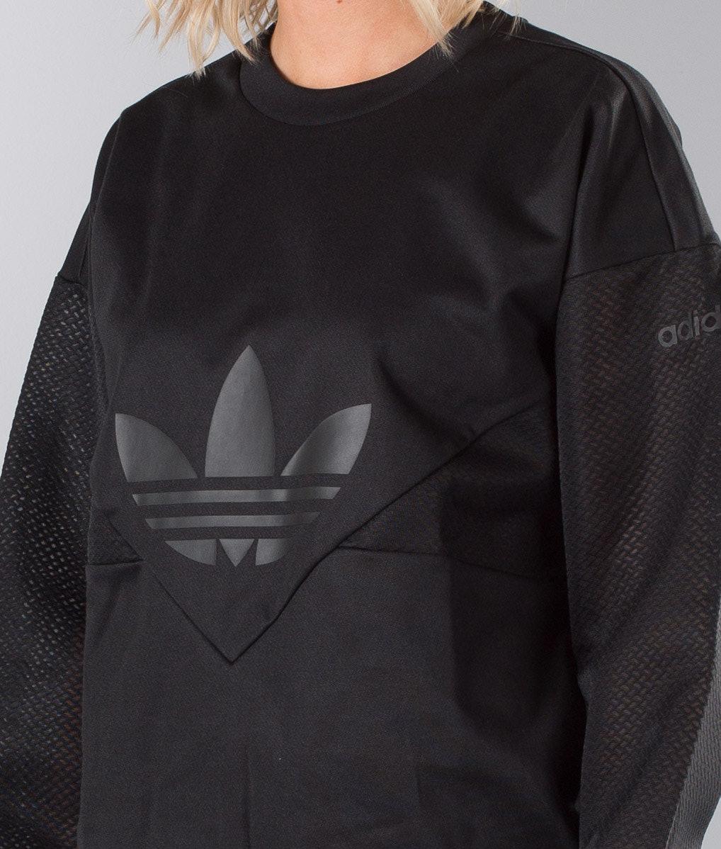 60f2a25798 Adidas Originals Clrdo Sweater Black - Ridestore.com