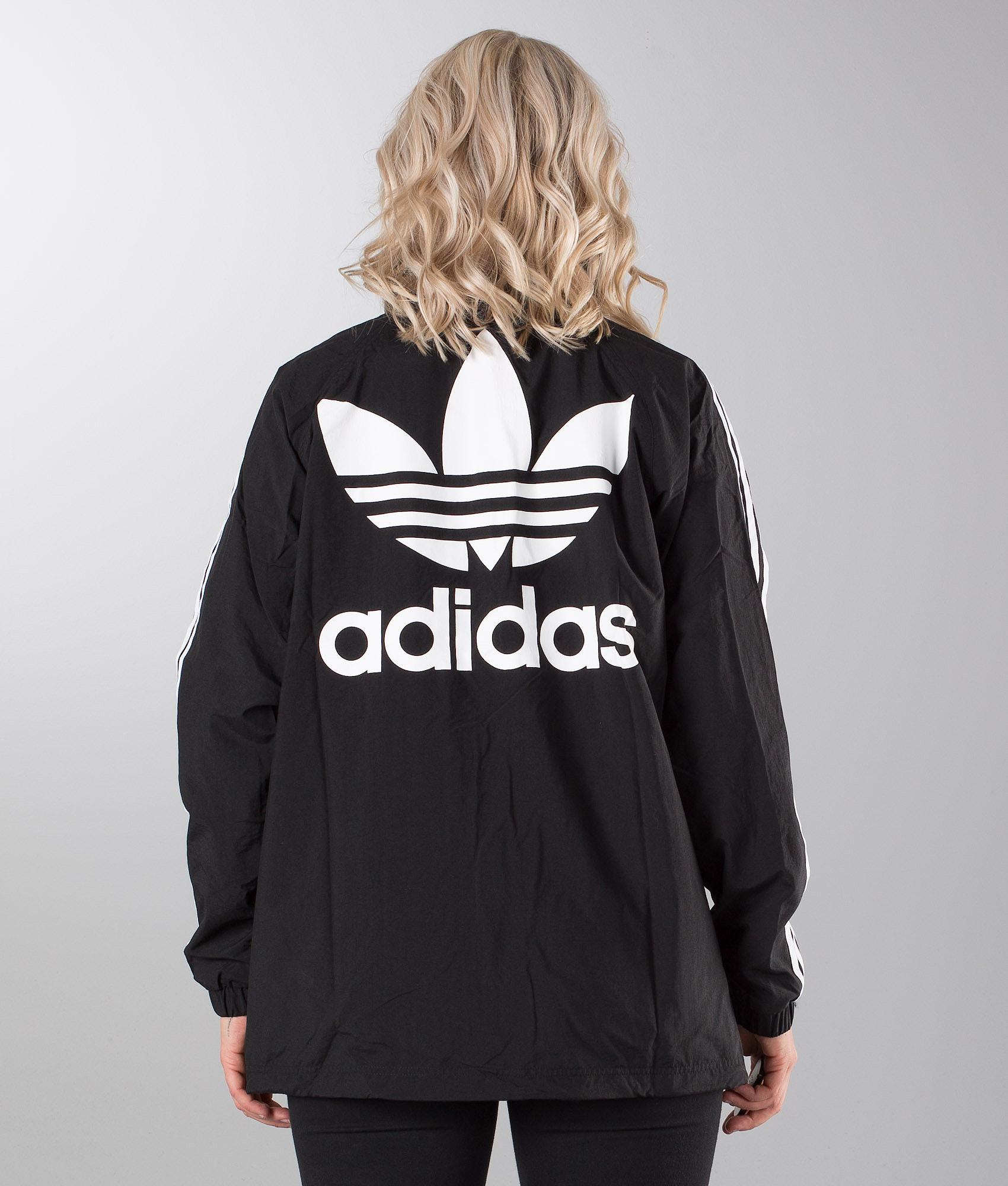 7100ead2 Adidas Originals Stadium Jacket Black - Ridestore.com