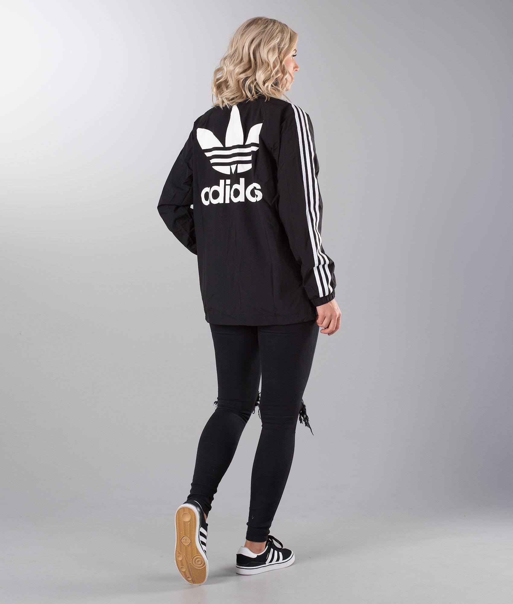 Adidas Originals Stadium Giacca Black - Ridestore.it 4cb716cc8139