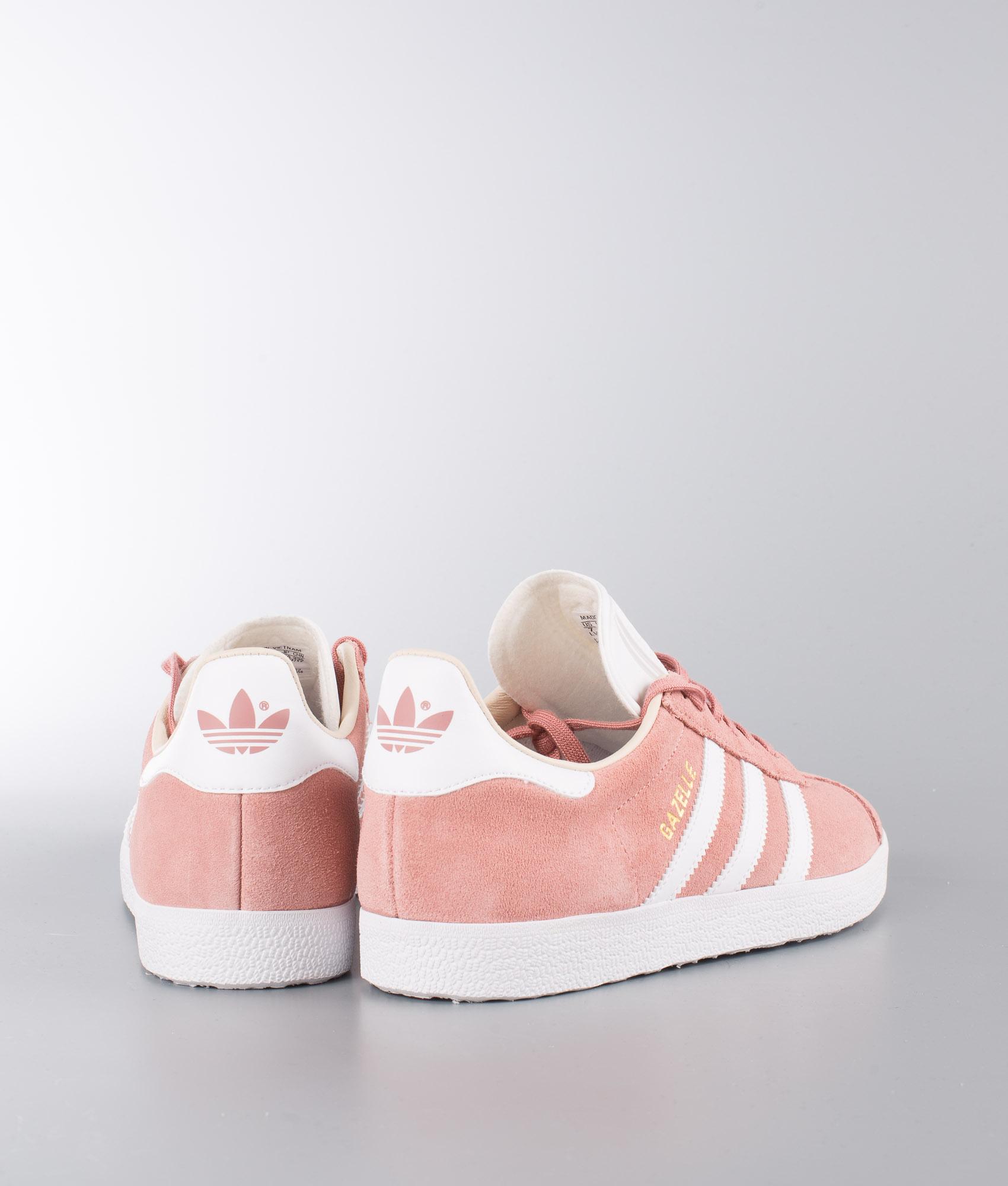 Schuhe Originals Gazelle WhiteLinen Adidas Ash PinkFtwr K1lJcuTF35