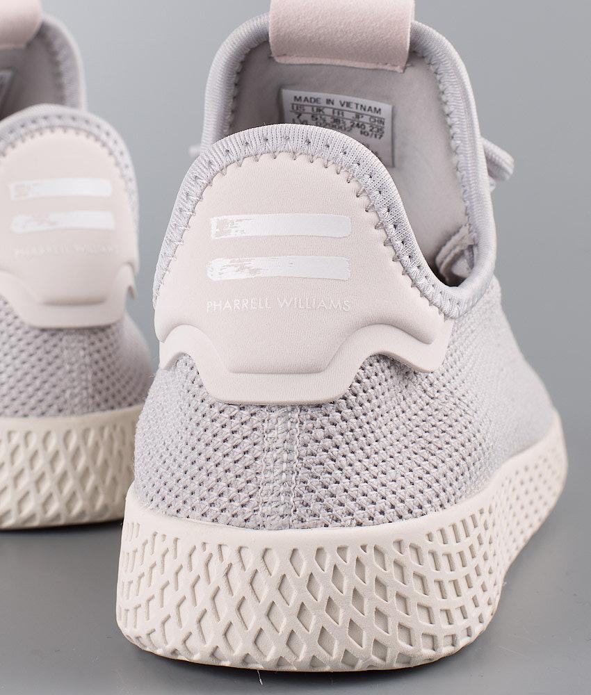 6516b26de75a2 Adidas Originals Pw Tennis Hu W Shoes Lgh Solid Grey Lgh Solid Grey ...