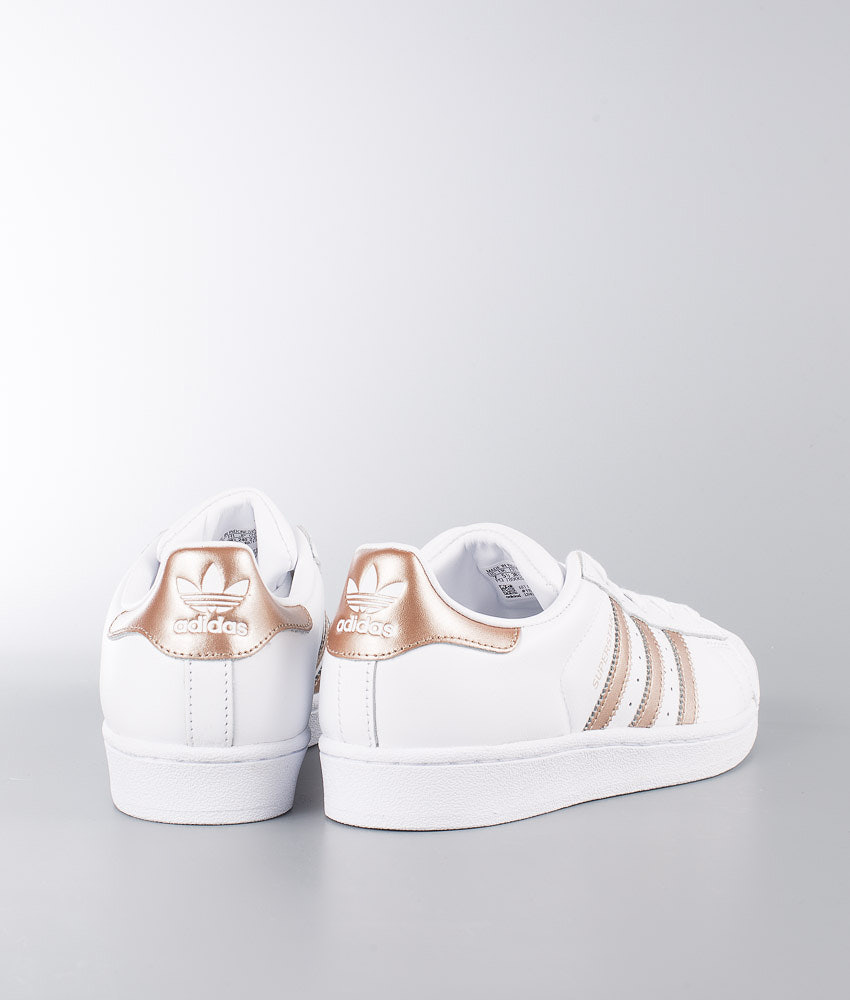 Adidas Originals Superstar Shoes Ftwr White Cyber Metallic Ftwr ... 624f013ac