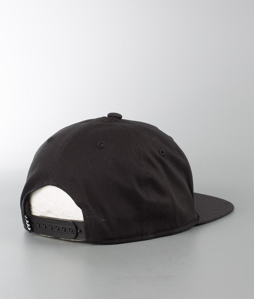 Adidas Originals Ac Cap Tre Flat Cap Black - Ridestore.com b0427a4b081