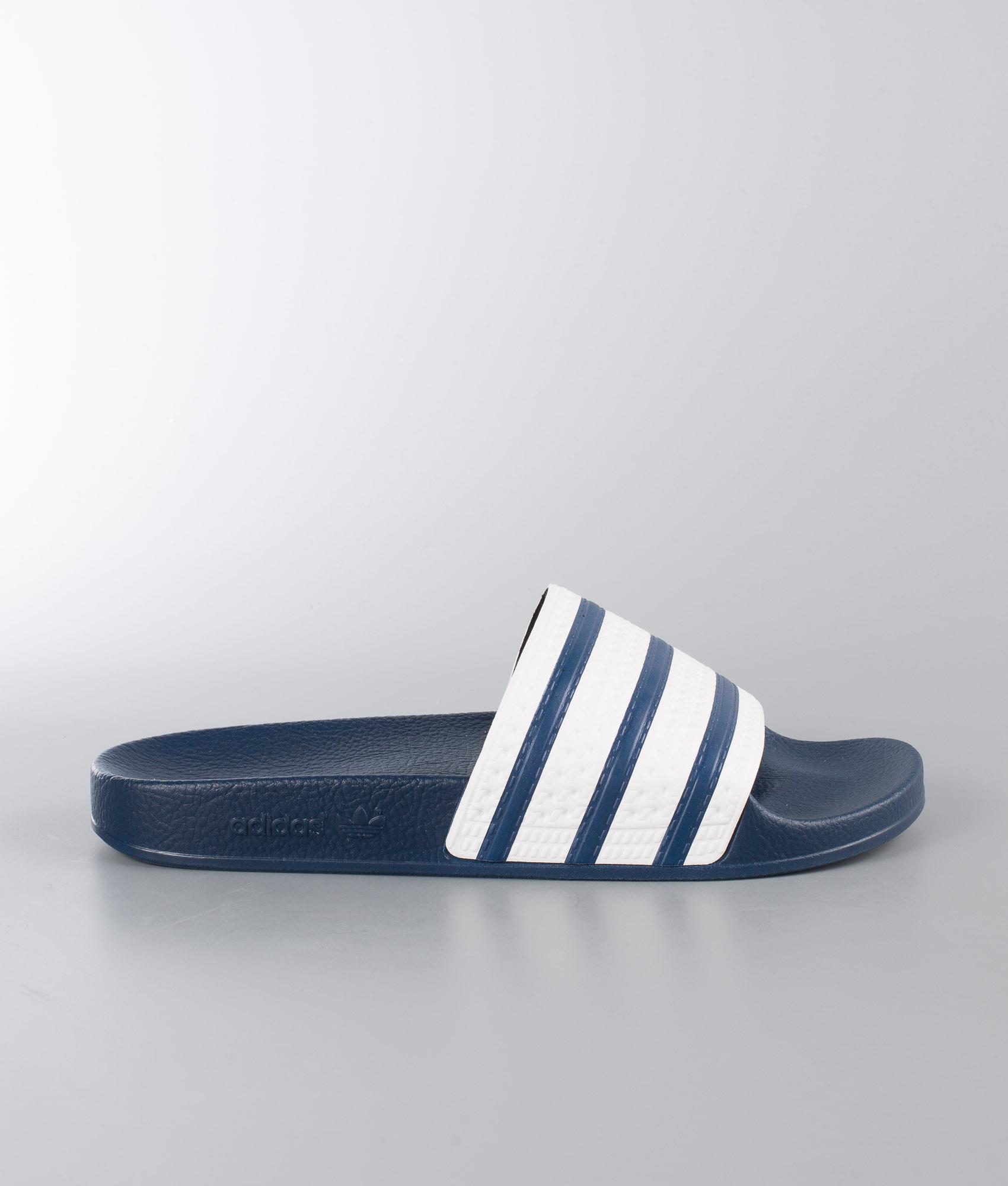 e098f3606218 Adidas Originals Adilette Sandal Adiblue White Adiblue - Ridestore.com