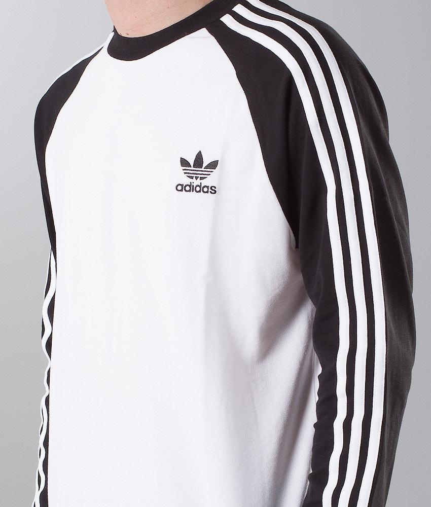 890d5580 Adidas Originals 3-Stripes Longsleeve Black - Ridestore.com