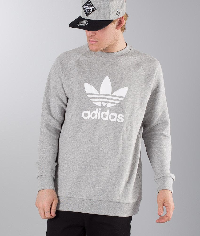 100% authentic c4824 f61e5 Adidas Originals Trefoil Sweater