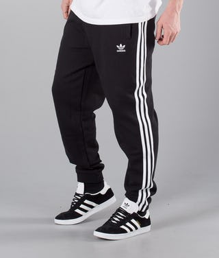 d42687df Adidas Originals 3-Stripes Pants Black