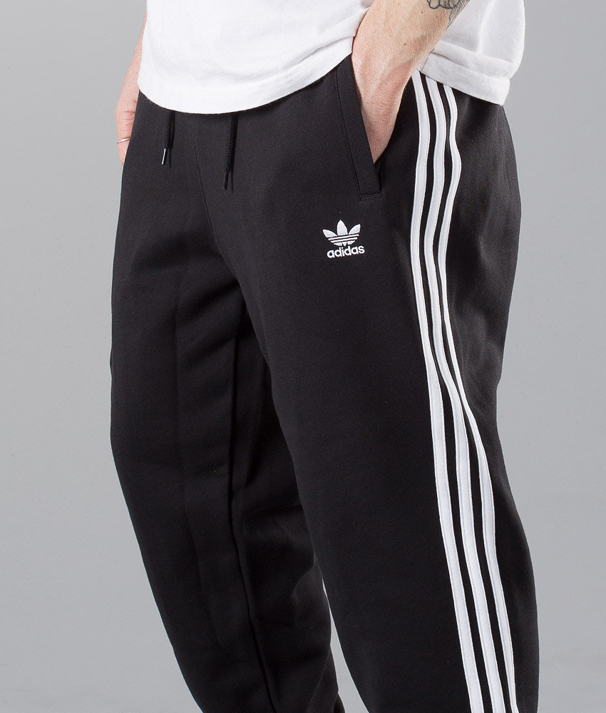 68202785b354 Adidas Originals 3-Stripes Pants Black - Ridestore.com