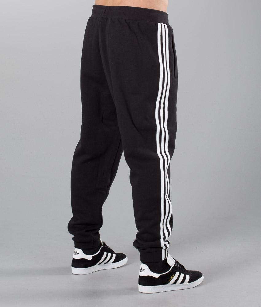 Broek Black Adidas Ridestore nl 3 Stripes Originals Rwx0q4