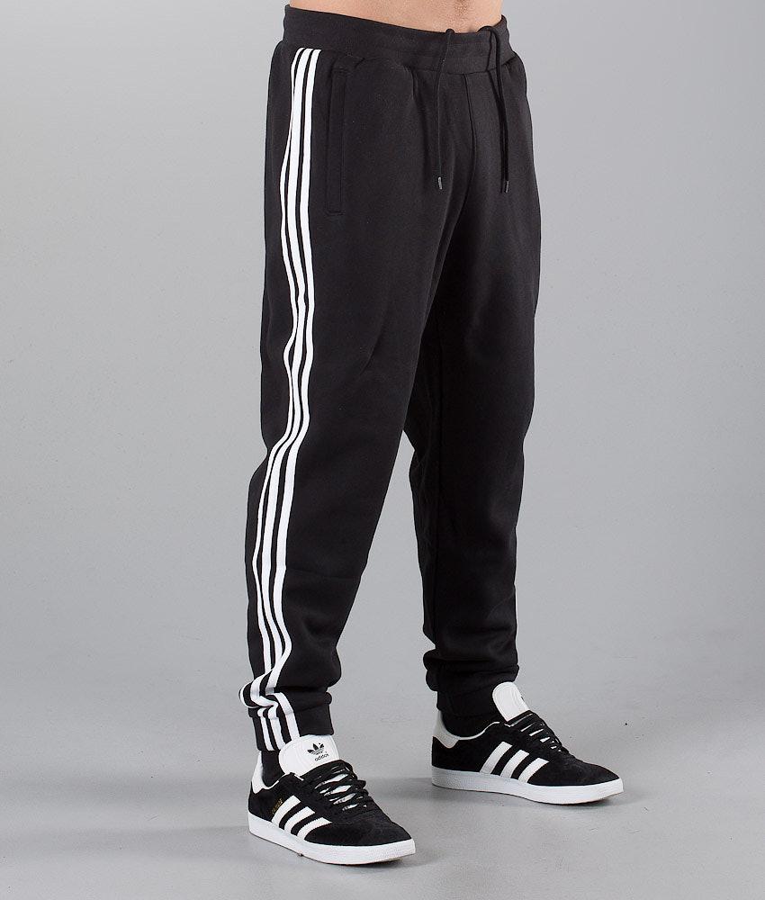 d725d3071 Adidas Originals 3-Stripes Pants Black - Ridestore.com