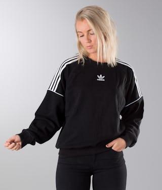 wholesale price nice cheap 50% price Adidas Originals Pipe Unisex Sweater Black/White