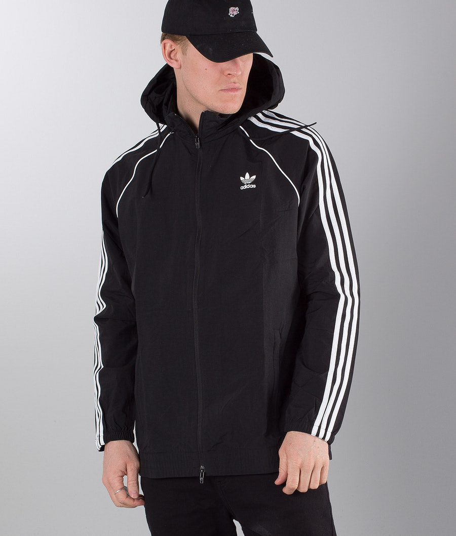 Adidas Originals SST Jacket Black