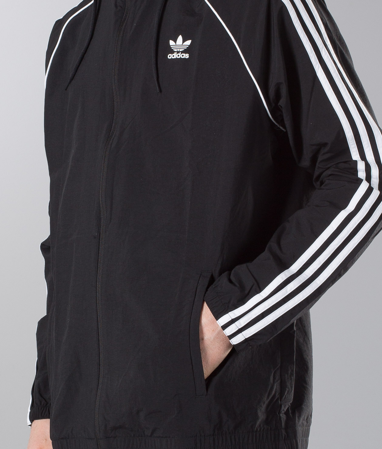 Adidas Originals SST Jacke Black