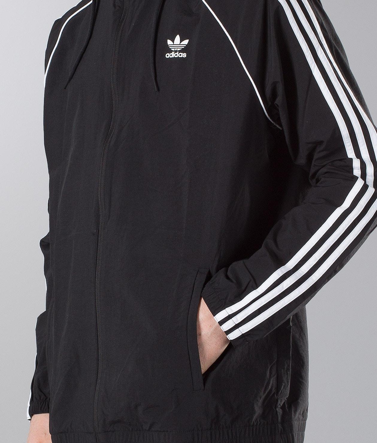 f41bd3b68 Adidas Originals SST Jakke Black