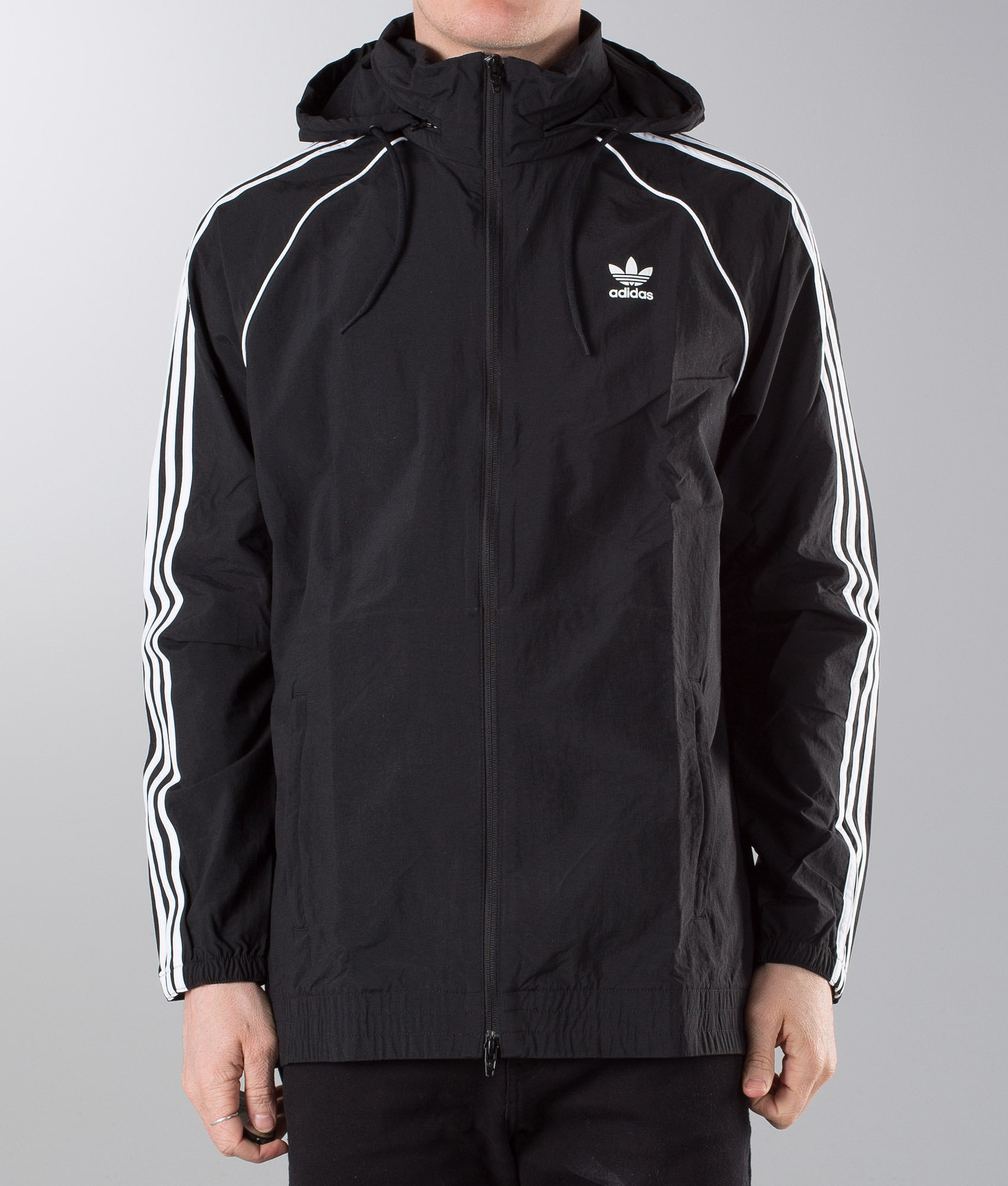 078fb9c3cb Adidas Originals SST Jacket Black - Ridestore.com