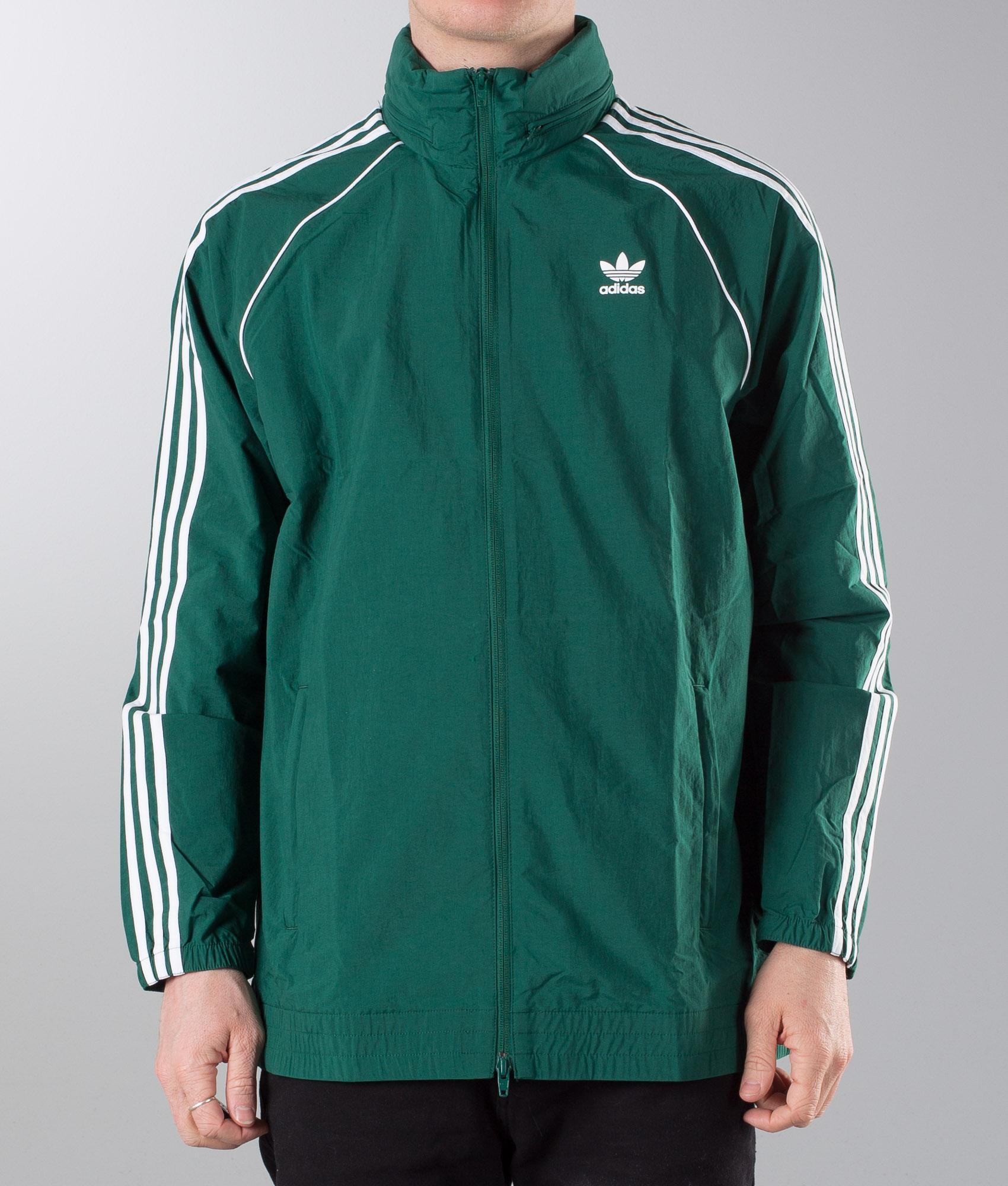 Adidas Originals SST Veste Collegiate Green