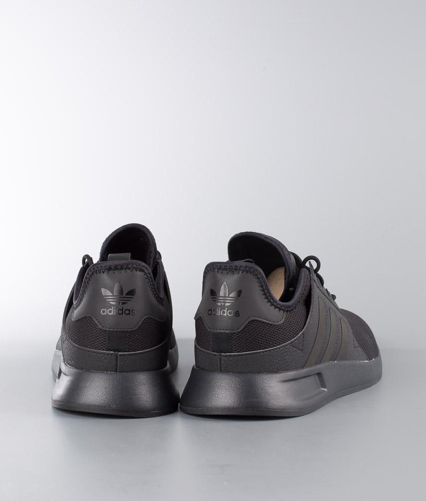 Adidas originali x a infrarossi scarpe nucleo nero / traccia grey metalic / core