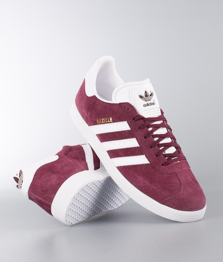 Originals MaroonFootwear WhiteGoldmt Schuhe Adidas Gazelle sCxthdQr