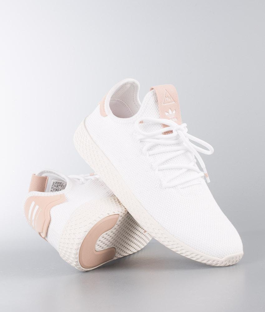 Utgivningsdatum: bra erbjudanden till salu Adidas Originals Pw Tennis W Hu Shoes Footwear White/Footwear ...