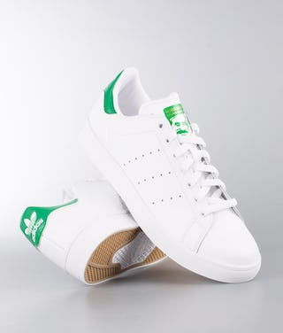 official photos 52c4c 61d52 Adidas Skateboarding Stan Smith Vulc Shoes Footwear White/Footwear  White/Green