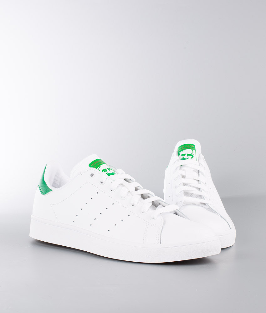 5905b72e283 Adidas Skateboarding Stan Smith Vulc Shoes Footwear White/Footwear ...