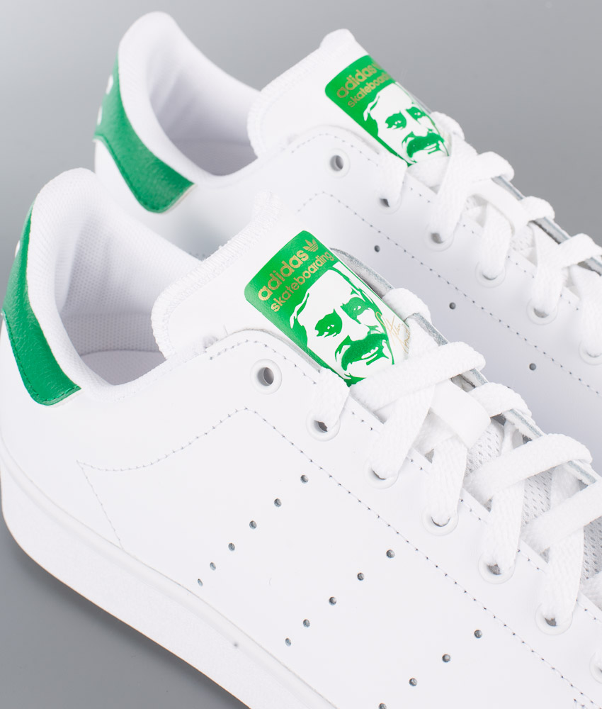 Adidas Skateboarding Stan Smith Vulc Shoes