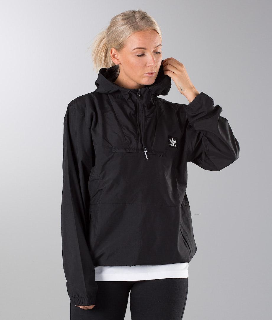 Adidas Skateboarding Hip Unisex Jacket Black