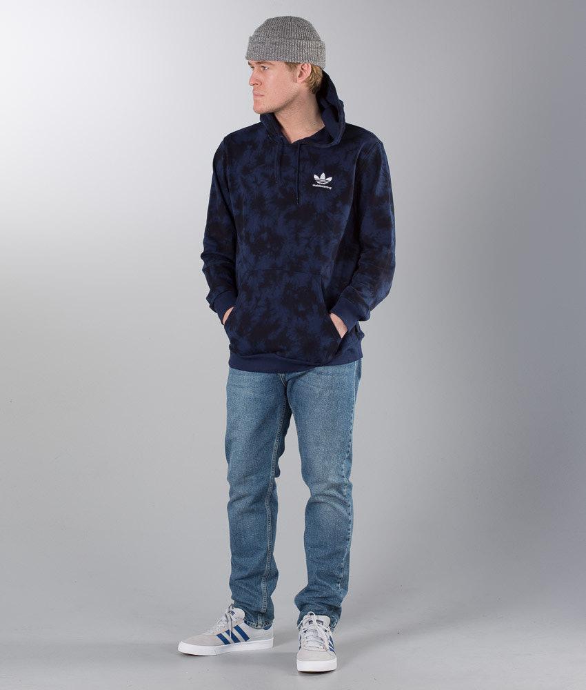 Adidas Skateboarding Cma Crystal Hoodie Night Indigo/Black