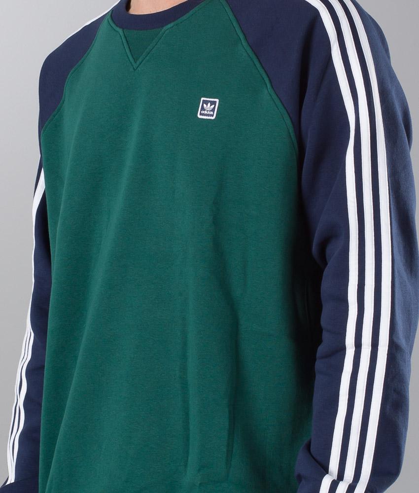 Greennight Skateboarding Collegiate Felpa Uniform Indigo Adidas q0wzOq