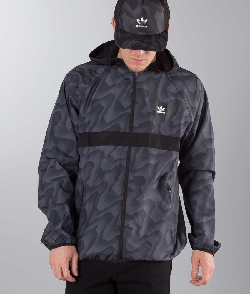 Grey Veste Skateboarding Solid Adidas De Warp Blackbird Chez Dgh Swgq86Zxq