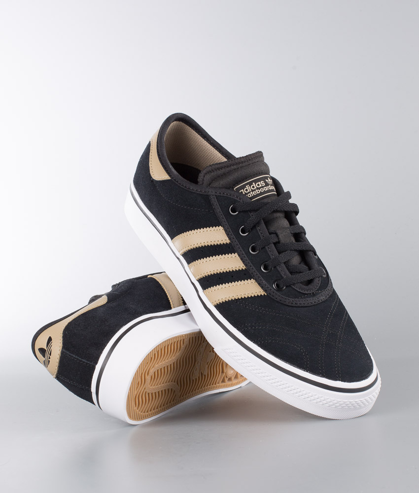 Adidas skateboard dga - premiere scarpe nucleo nero / rawgol