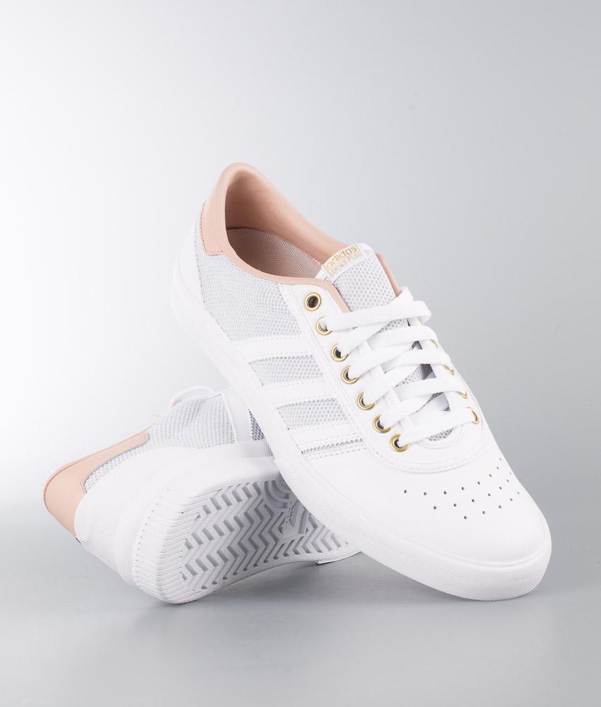 Adidas Skateboarding Lucas Premiere Sko Footwear WhiteAshpeaGoldmt