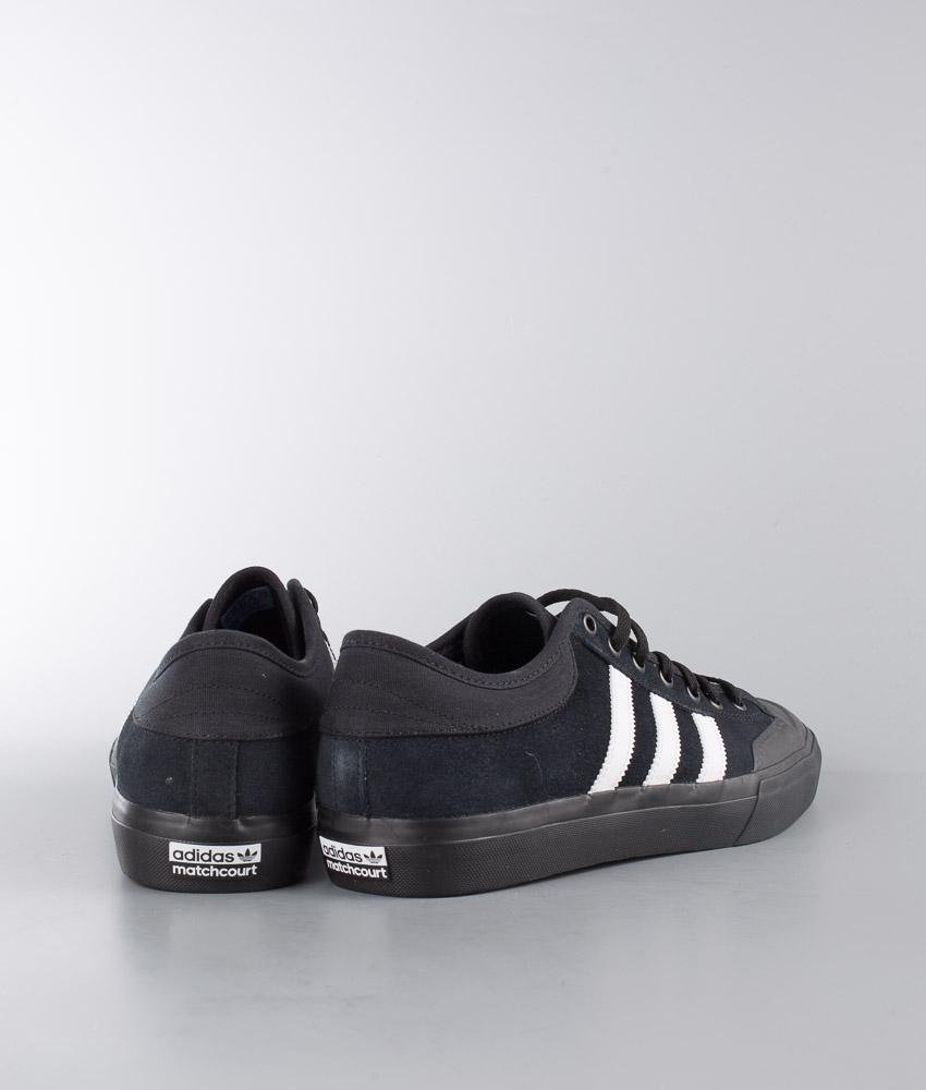 Chez De Skateboarding Black Core Chaussures Adidas Matchcourt w8ABSqx1