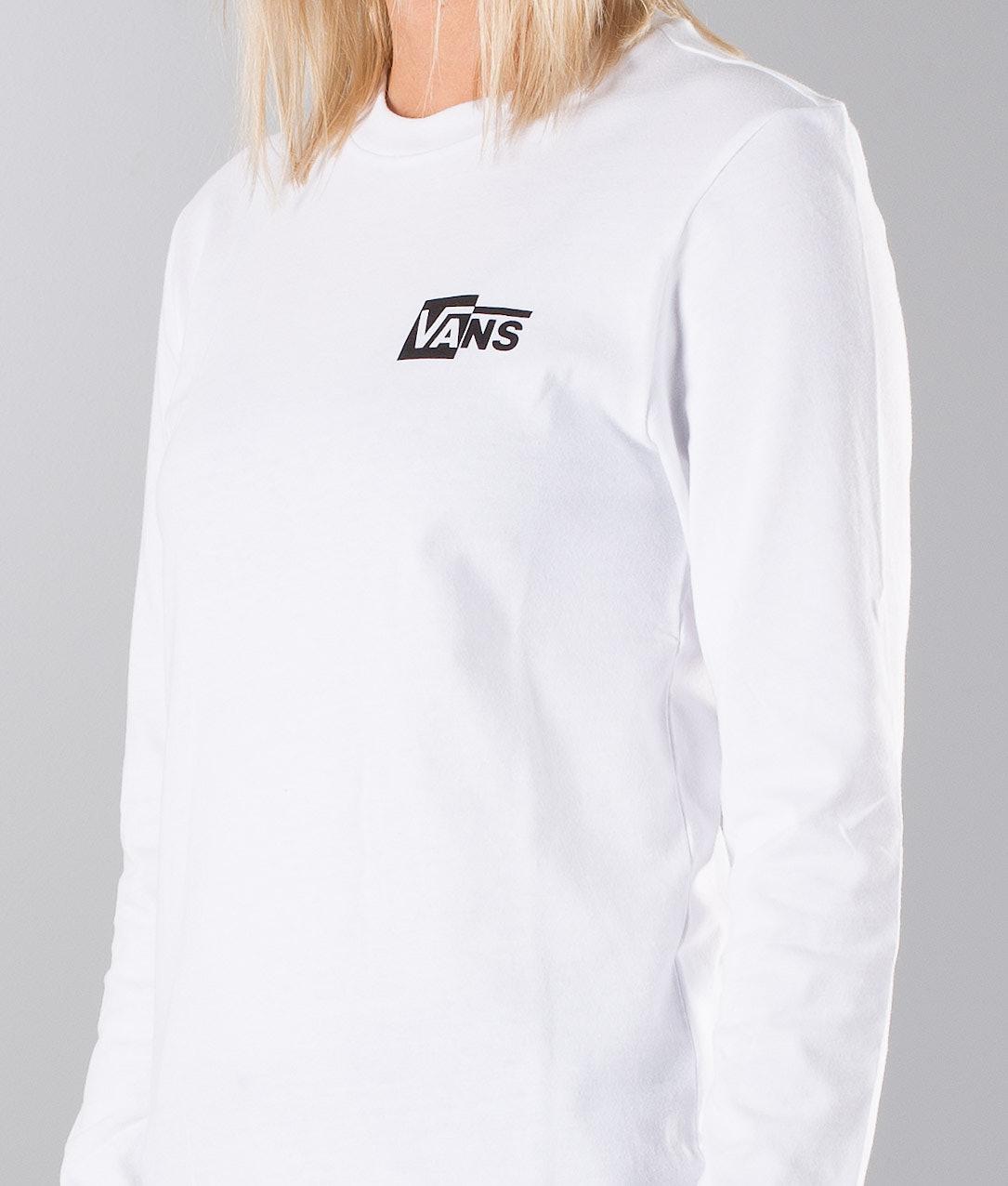 afc748010 Vans Half Checked T-shirt White - Ridestore.com