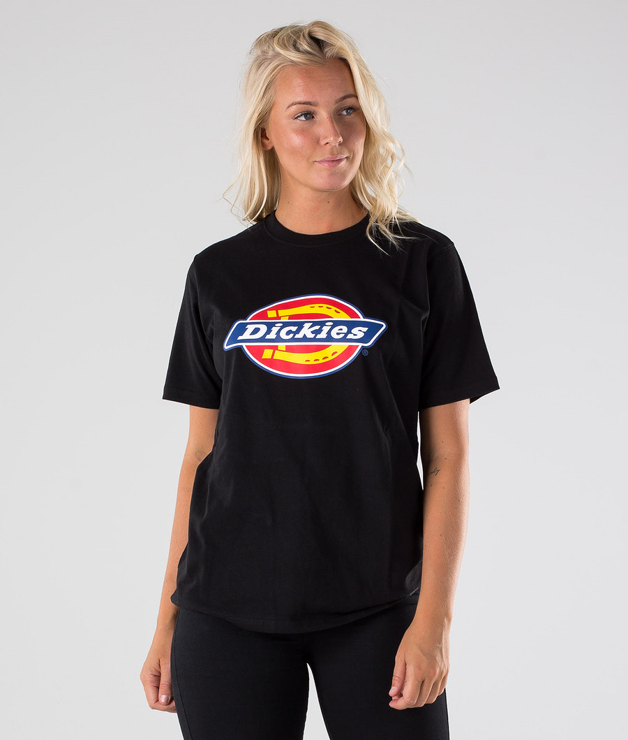 Dickies Horseshoe T-paita Black