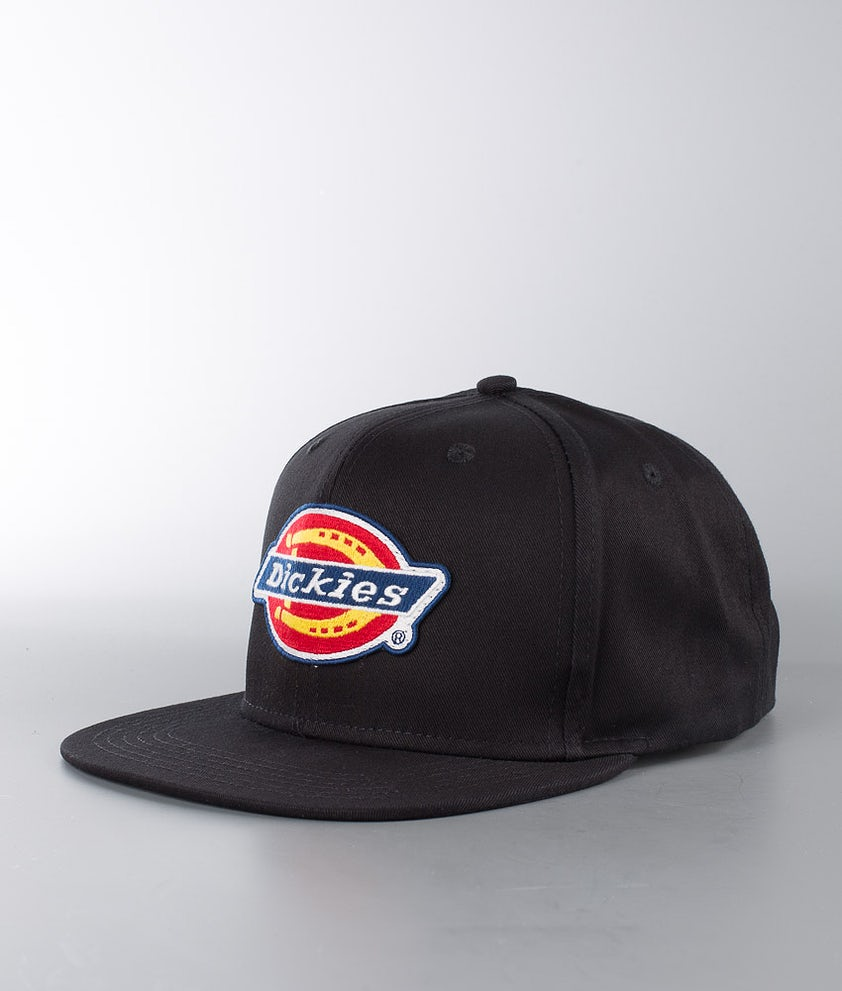 Dickies Muldoon Keps Black