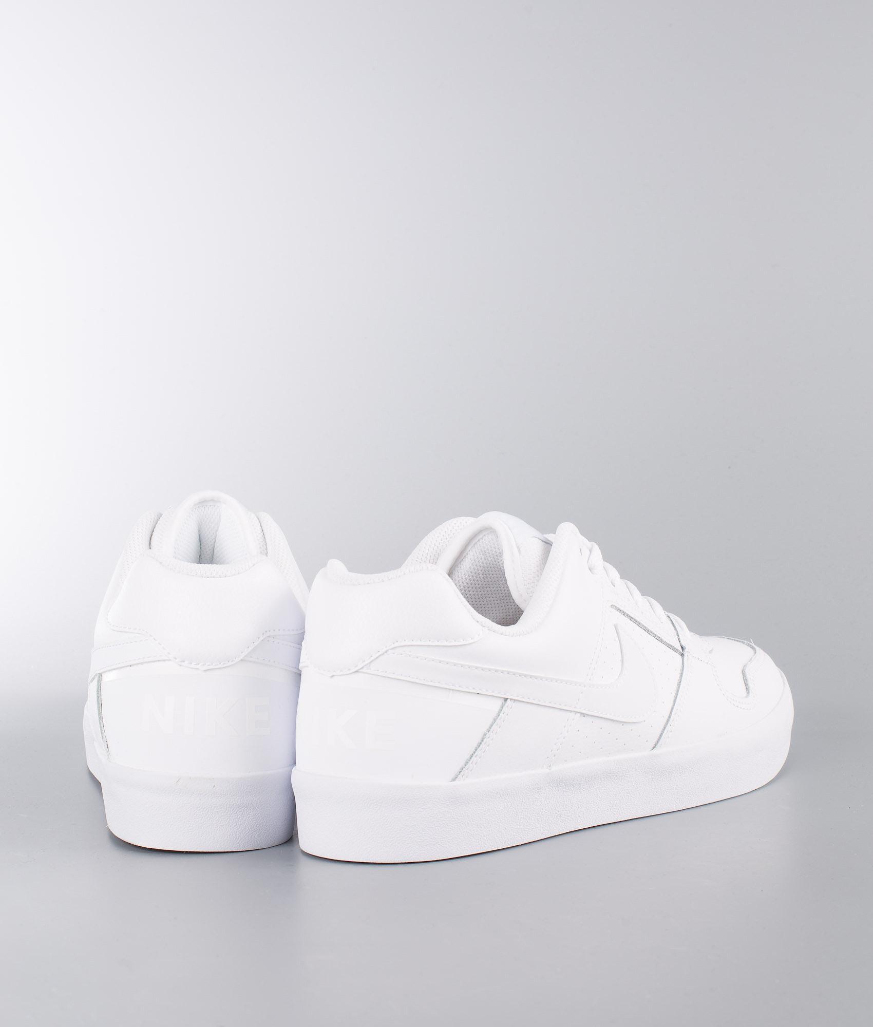 more photos 50865 00795 Nike Delta Force Vulc Schoenen White/White-White - Ridestore.nl