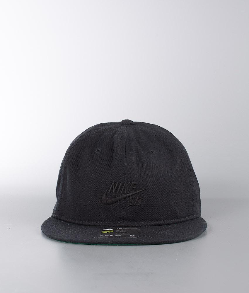 95078cad98629 Nike Nk Pro Vintage Cap Black Pine Green Black - Ridestore.com