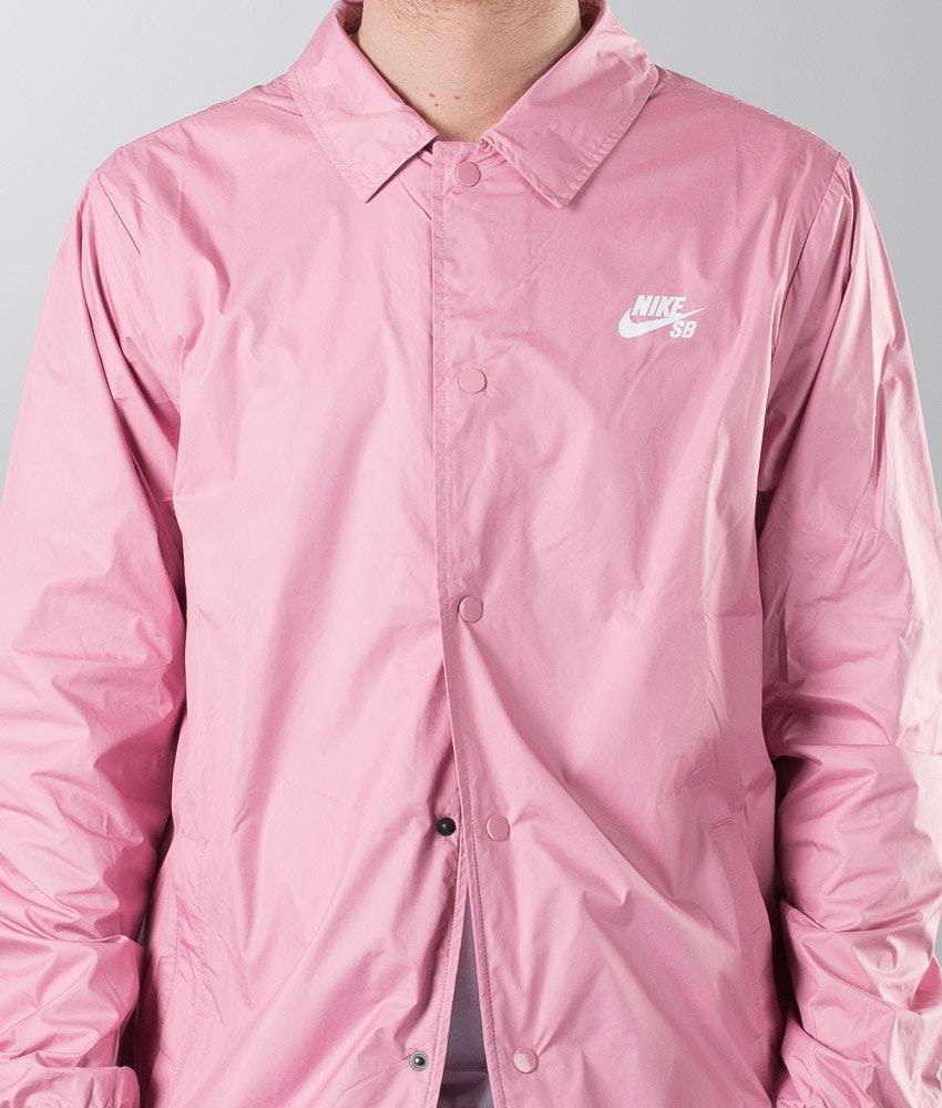 Nike M Nk Sb Shld Jkt Coaches Jacke Elemental Pink White - Ridestore.de c32f4f77f