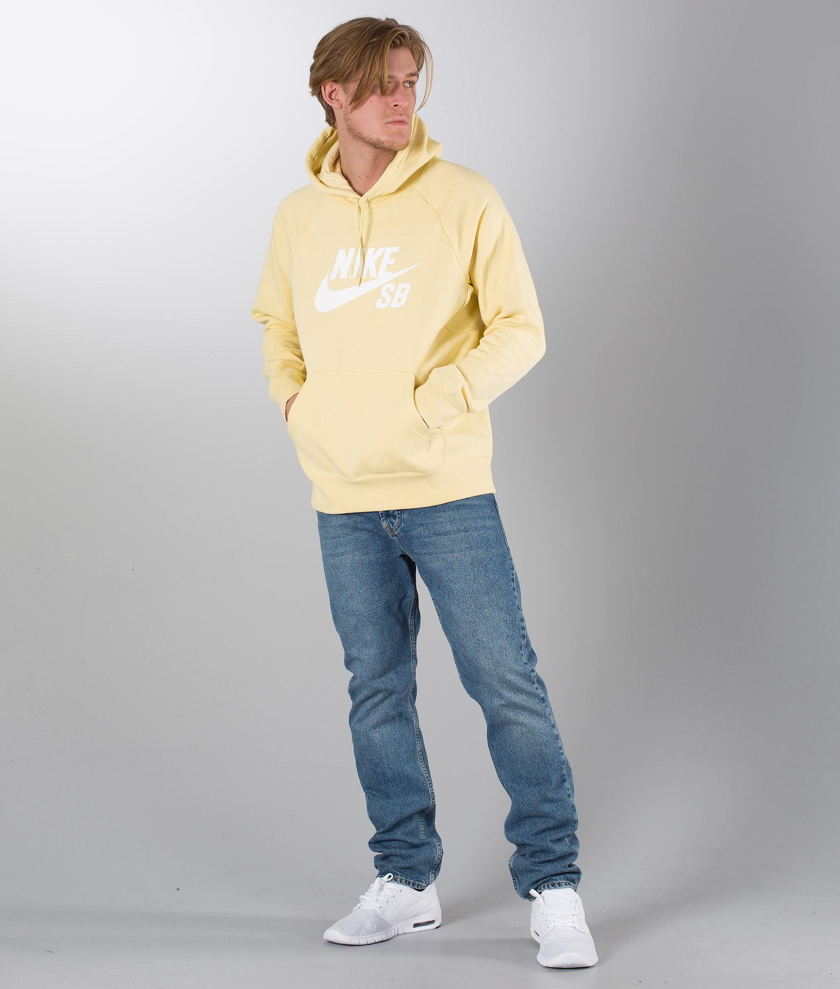 Nike Sb Icon Hood Lemon Wash White - Ridestore.com d750f0f340